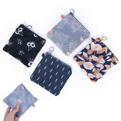 Portable Girls Sanitary Napkins Pads Carrying Easy Bag Small Pouch Case Bag  R