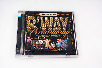 The Best Of Broadway:the American Musical Japan Cd A7594