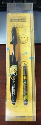 Herlitz Tintenroller my.pen Smiley World Limited Edition Neu
