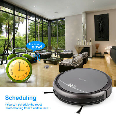 ILIFE A4S Smart Saugroboter Staubsauger Dust Cleaner Automatic Sweeping Machine