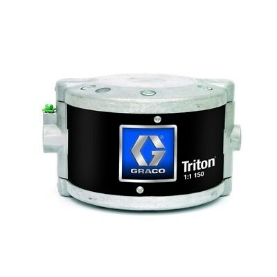 GRACO Triton 1:1 150 Series  Air-Operated Double Diaphragm Pumps