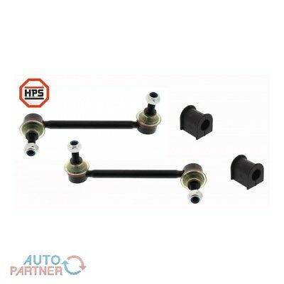 2x Coupling Rod & Stabilizer Jacks Ø 23 mm Front for Mazda 6 Gy Gg