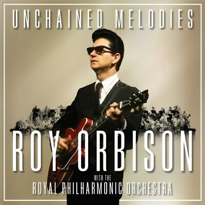 Roy Orbison & the Royal Philharmonic Orchestra Unchained Melodies New VINYL 12""