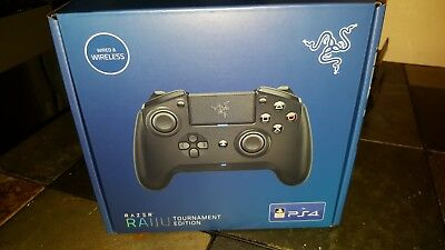 Razer Raiju Tournament Edition 4 Gaming Controller for PS4 & PC-Bluetooth+Wired