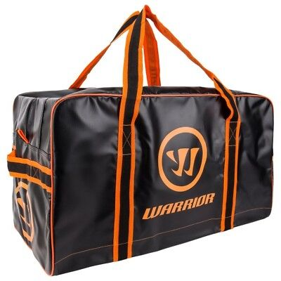 "Warrior Pro Player Kit Bag 32""x15""x20"" - Black/Orange"