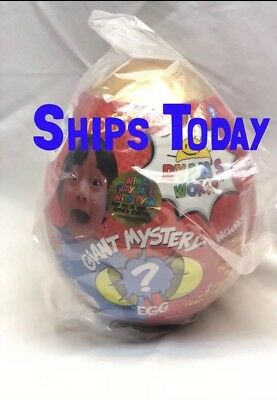 Ryan's World Giant Gold Mystery Egg Surprise Ryan Toy Review Golden Rare Slime