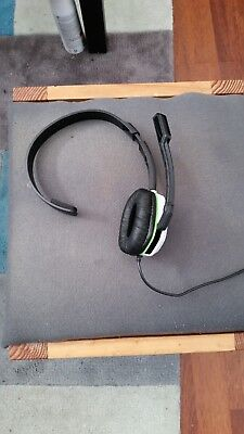 Black Xbox One Afterglow level 1 headset