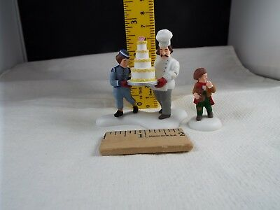 Department 56 Heritage Village Collection Excellent Taste Nib