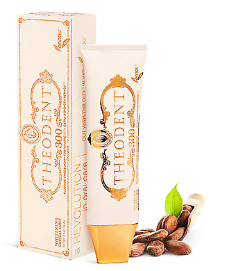 Theodent 300 - Worlds Most Luxurious Toothpaste