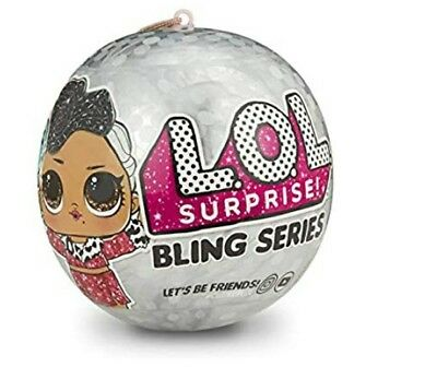 L.O.L. Surprise Dolls BLING Series Big Sister  Glam Glitter Doll HOT 🔥TOY
