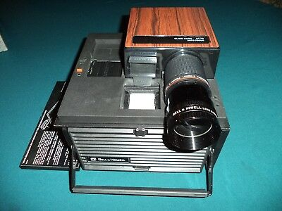 Bell & Howell Cube AF70  Slide Projector Great condition.