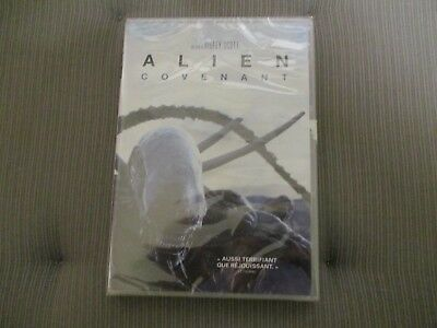 "DVD NEUF ""ALIEN COVENANT"" Michael FASSBENDER / Ridley SCOTT - horreur"