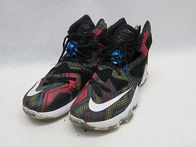 best service b94e1 82565 Nike Lebron XIII BHM Black History Month Mens Shoes Size 10.5