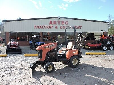 2013 Ditch Witch Rt30 Trencher - Self Propelled - Low Hours - Good Condition!!