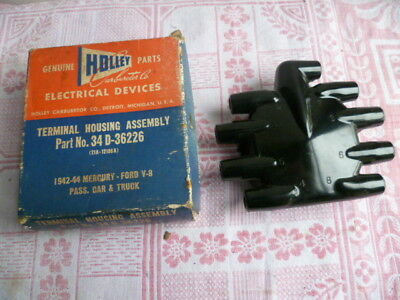 Tête delco TERMINAL HOUSING ASSEMBLY HOLLEY 34 D-36226 MERCURY-FORD V.8 1942/44