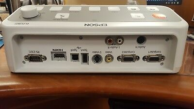 EPSON CONTROL AND CONNECTION BOX ELPCB01 - $49 00 | PicClick