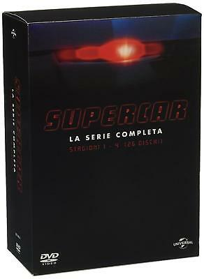 Supercar - Complete Collection (Stagioni 1-4)