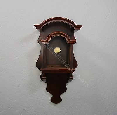 Nice Mahogany Case For Dutch Sallander Clock