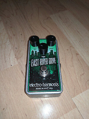 Electro-Harmonix East River Drive Overdrive Guitar Effect Pedal