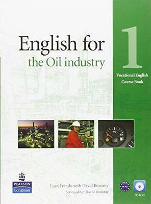English for the Oil Industry Level 1 Coursebook and CD-Ro Pack (Vocational Engli