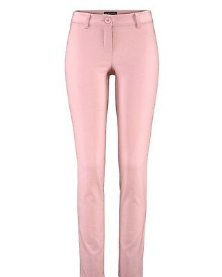 Melrose Skinny Jeans Stretch Bengaline Pants Chinos Trousers Chinos Rose 639329