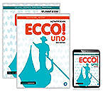 Ecco! uno Student Book with Activity Book and Reader+
