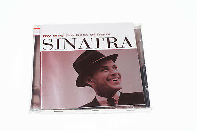 My Way The Best Of Frank Sinatra 093624671022 Cd A7626