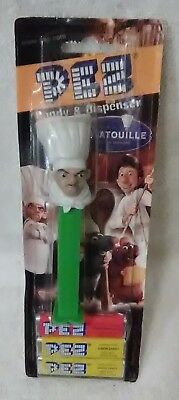 Skinner, Ratatouille Movie Pez Dispenser