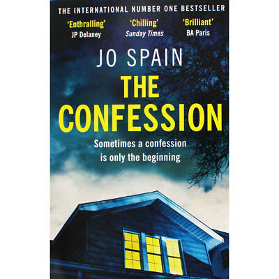 The Confession by Jo Spain (Paperback), Fiction Books, Brand New