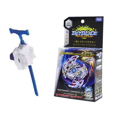 TOUPIE Beyblade Metal BURST B-97 NIGHTMARE LONGINUS.Ds Lanceur inclus jouet WM2