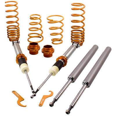 Para BMW 5 Series E34 Saloon Performance Suspension Coilover Strut Kit 1987-1997
