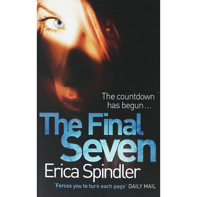 The Final Seven by Erica Spindler (Paperback), Fiction Books, Brand New