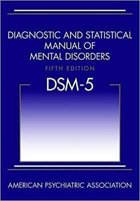 [PDF] Diagnostic and Statistical Manual of Mental Disorders, 5th Edition by Amer