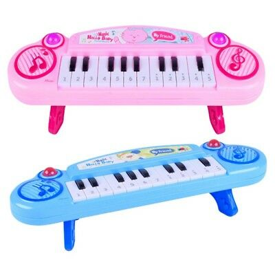 Kids Girls Boys Electronic Keyboard/Piano Instrument Toys Play Music 12 Key New