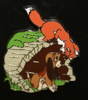 Disney Fox and the Hound Tod and Copper Pin