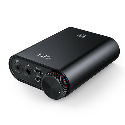 FiiO K3 Portable Headphone Amplifier DSD USB DAC for PC,Support COAXIAL/OPTICAL