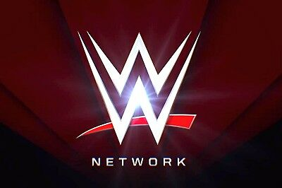 WWE Network - 1 Year With Warranty Worldwide Instant Delivery