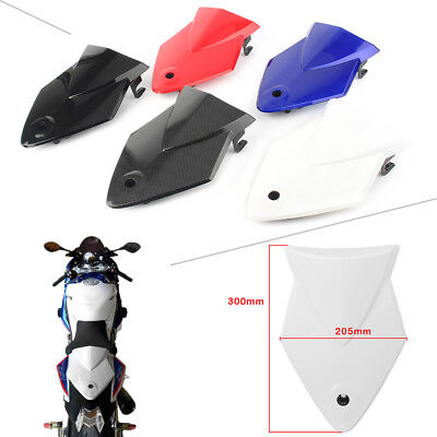 Motorcycle Rear Pillion Passenger Cowl Seat Back Cover For BMW S1000RR 2009-2014