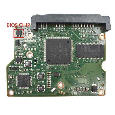100535704 REV C PCB Board HDD Logic Controller For ST3160318AS ST500DM002
