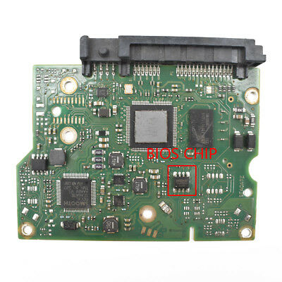100664987 REV A/B PCB Circuit Board HDD Logic Controller For ST2000DM001