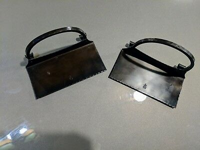 "Roycroft ""Arts & Crafts"" copper bookends vintage"