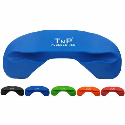 BLUE Barbell Pad Cover Olympic Standard Bar Pull Up Squat Weight Back Support