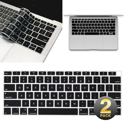 Anti-Dust Keyboard Protector Cover Skin for Newest MacBook Air 13 Inch (2018)
