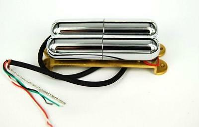 Artec Alnico 5 Lipstick Humbucker Pickup Chrome Bridge