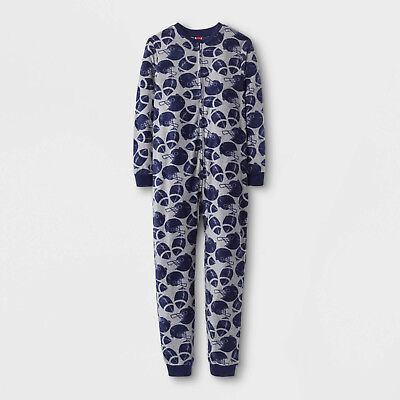 626f37532 BOYS PAJAMAS 10-12-14-16 One Piece Camouflage Blanket Sleeper CAMO ...