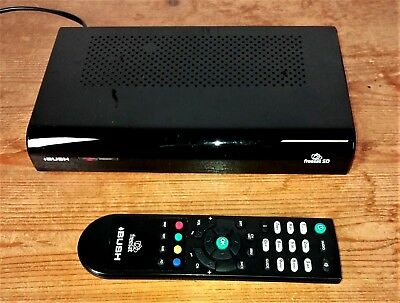 BUSH BFSAT02SD FREESAT Satellite Receiver SD Digital Set Top Box SCART  FREEPOST
