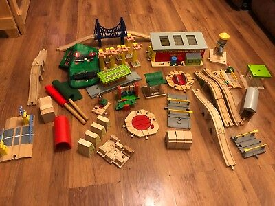 Large Selection of Accessories for Brio / Wooden Train Track - Combined Postage