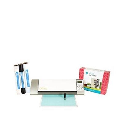 24w Silhouette Cameo Electronic Cutting Tool with Vinyl Starter Kit