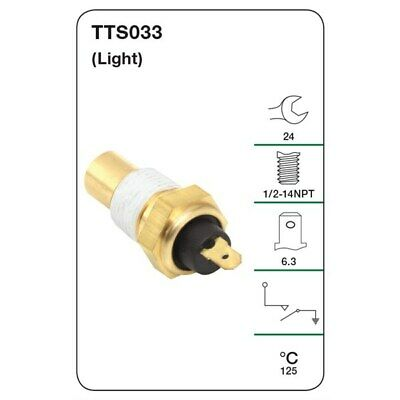 Tridon Engine Temp Switch TTS033