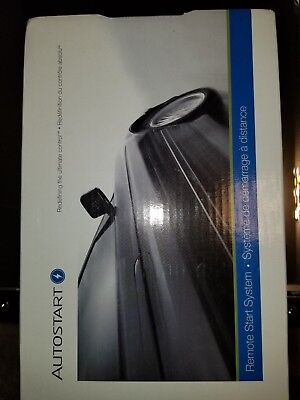 Autostart As-1780(E) Brand New Sealed Command Start With Slim Remote